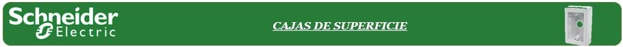 CAJAS SOBREPUESTAS DEXSON